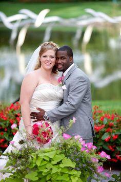 A Capitol Wedding Theme at the Hyatt Dulles