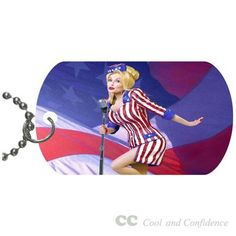Custom Dolly Parton popular Pet Dog Tag pendant necklace #DIY