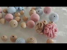 Le sfere e i riccetti per le collane da allattamento