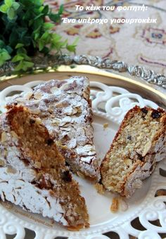 Apfel Kuchen – Oh, les rues de France! Greek Desserts, Greek Recipes, Cake Recipes, Dessert Recipes, Easy Sweets, Coffee Cake, I Love Food, Deserts, Food And Drink