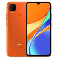 Xiaomi Redmi 9C (2GB RAM 32GB ROM ) - US$109.00 (36% Off) 📉 4G Smartphone / 6.53 inch IPS / Android 10 MIUI 12 / MediaTek Helio G35 Octa-core / PowerVR8320 / 2GB RAM 32GB ROM / Triple Back camera: 13MP + 5MP +2MP Front Camera: 5MP / 2.4G + 5G WiFi / Quick Charge: 10W / Battery 5000 mAh - Global Version / Sunrise Orange #Smartphone #смартфон #Xiaomi #Redmi #9C #XiaomiRedmi9C #banggood #sale 1722240