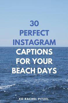 Secret Beach Quotes and Beach Captions Beach Photo Captions, Captions For Beach Pictures, Sea Captions, Beach Instagram Pictures, Summer Captions, Summer Quotes Instagram, Caption For Beach Photos, Beach Insta Captions, Pool Captions
