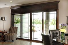 Wood Clad and Primed Windows \u0026 Doors & Classic livingroom: Windsor Pinnacle Series clad wood windows and ...