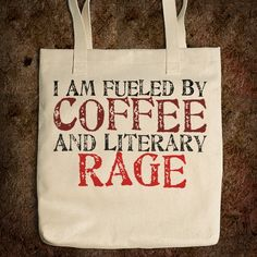 Writer fueled by coffee...