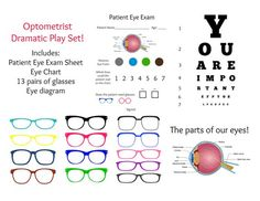 It is a graphic of Epic Free Printable Kindergarten Eye Chart