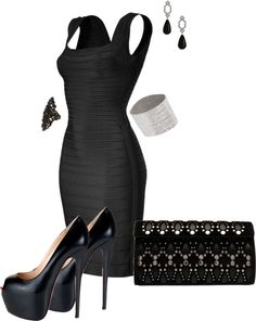 """Black Tie Wedding"" by johnna-cameron on Polyvore"