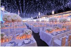 Lighting Fl Decor Candles Wedding Indoor Our