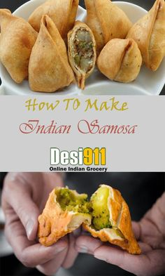 Easily #step for How to make #spicy and  #tasty #indiansamosa