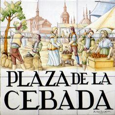 Plaza de la Cebada | Plazas de Madrid