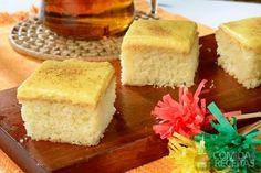 Receita de Bolo de coco com creme de milho em receitas de bolos, veja essa e outras receitas aqui!