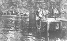 Swimming in the Bellamy River in Dover, NH, sometime in the Time Of Our Lives, Study Pictures, Can't Sleep, Local History, New Hampshire, Once Upon A Time, Our Life, Genealogy, American History