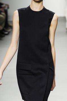 Little Black Dress (calvin klein s/s 2011)
