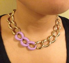 Chain -link  on Etsy, $10.00