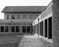 Dom Hans van der Laan Saint Benedictusberg, Vaals, 1968
