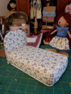 Кукольная кровать сделай сам - Сайт для мам малышей
