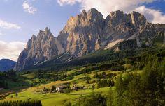 Parque Natural Fanes - Sennes – Braies, Italia - Los enclaves naturales más…