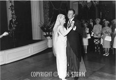 Dancing with the Duke : daughter Melinda on her wedding day, 1964 John Wayne, 1 John, Westerns, Wayne Family, Maureen O'hara, American Legend, Actor John, Costume, Family Affair