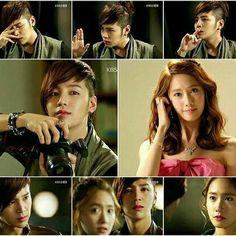 The Eels Family: Jang Keun Suk captivates the female viewers with his charismatic yet cute look Yoona, Snsd, Love Rain Drama, Kdrama, Korean Drama Songs, Korean Dramas, Romantic Times, Jang Keun Suk, Learn Korean