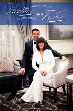 True Love, True Luxury: Heather & Trevor | WedLuxe Magazine Heather White, Wedding Dress Styles, Reality Tv, True Love, Georgia, Wedding Cakes, Magazine, Luxury, Formal Dresses