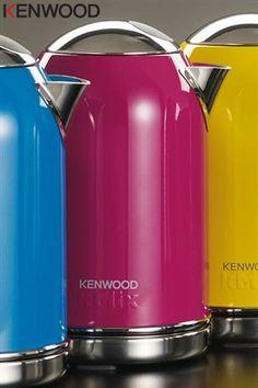 Kenwood Pink Kmix Kettle
