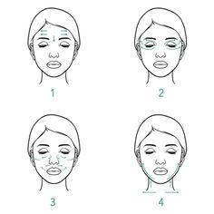 Gua Sha Face Massage to brighten skin, fix puffy under eye areas, enhance circulation (basically Eastern Botox)