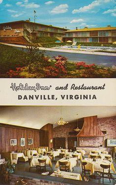 Holiday Inn and Restaurant - Danville, Virginia