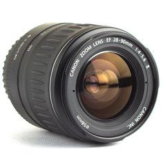 Canon EF 28-90mm 4-5.6 II AF Zoom Lens EOS Film Digital Full Frame EOS Rebel
