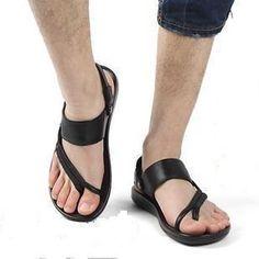 Vietnam shoes male sandals 2013 men's flip-flop slippers summer casual male sandals $27.80