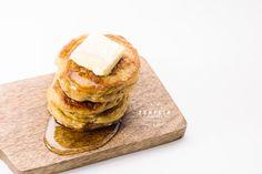 Pumpkin Ricotta Pancake Recipe