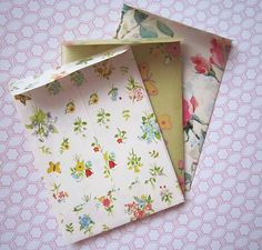 Cute DIY mini envelopes