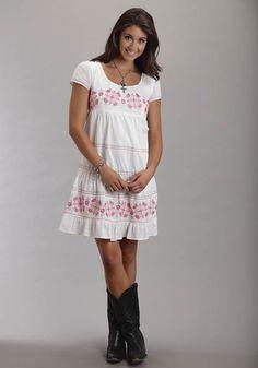 CrossStitch Beautiful: Stetson Dress | Free Shippin' on Western Shirts