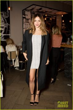 Katharine McPhee & Lea Michele Step Out For AYR's VIP Dinner | lea michele…