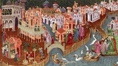Velence márciusban ünnepelte fennállásának 1600. évfordulóját. A turizmus Mekkája jelenleg válságban van a világjárvány miatt, és a megemlékezéseket egész évben folytatni akarják az idegenforgalom fellendítése érdekében.A legenda szerint 421. március 25-én épült fel a San Girolamo templom,… Santa Maria, Painting, Art, Culture, Art Background, Painting Art, Kunst, Paintings, Performing Arts