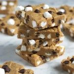 These easy no-bake s'mores are like a cross between cookie dough, fudge, and everyone's favorite campfire dessert! I'm usually like the last person on the planet to get excited about a no-bake dessert. I love to bake! What's so hard about turning on the oven? I actually find the process of making cakes, cookies, and...Read More »