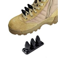 Fury Tactical Kuba-Kickz Spray, Black  it's like brass knuckles for your boots...I like