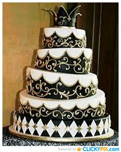 Cool Wedding Cakes and Fancy Cakes (62 Images)