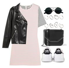 """""""#13988"""" by vany-alvarado ❤ liked on Polyvore featuring Chinti and Parker, H&M, adidas, ASOS and STELLA McCARTNEY"""