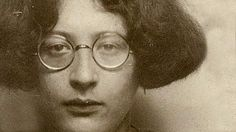 "Simone Weil. French. 1909-1943. Philosopher, mystic, and activist. Investigates deeply on attention, affliction, metaxy (every separation is a link), and beauty. ""The beautiful is the experimental proof that the incarnation is possible."""