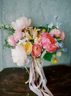 40 Perfect Peony Wedding Bouquets | Brides