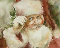Watercolor: Kasandra Beck Hyde