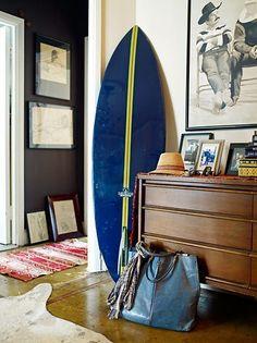 rustic surf room