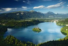 Lake Bled HD Picture