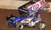 Donny Schatz wins World of Outlaws championship in Charlotte