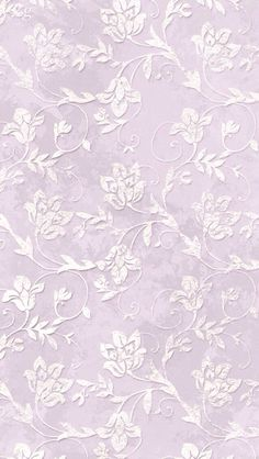 Floral print iPhone background wallpaper