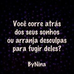 "@instabynina's photo: ""#boanoite #pensenisso #sonhos #instabynina #bynina"""