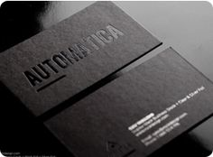 RockDesign High End Business Cards   Free Business Card Templates