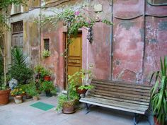 at rome Outdoor Furniture, Outdoor Decor, Rome, Home Decor, Pictures, Homemade Home Decor, Rum, Decoration Home, Yard Furniture