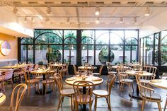 Light Touch: delicately-hued Sydney restaurant delivers calming environ for its impressive Lebanese cuisine...
