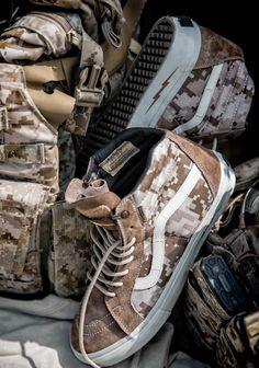 DEFCIB X Vans Syndicate Pack