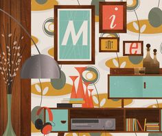 Backdrop Lovely commission Jack Hughes | The Khooll